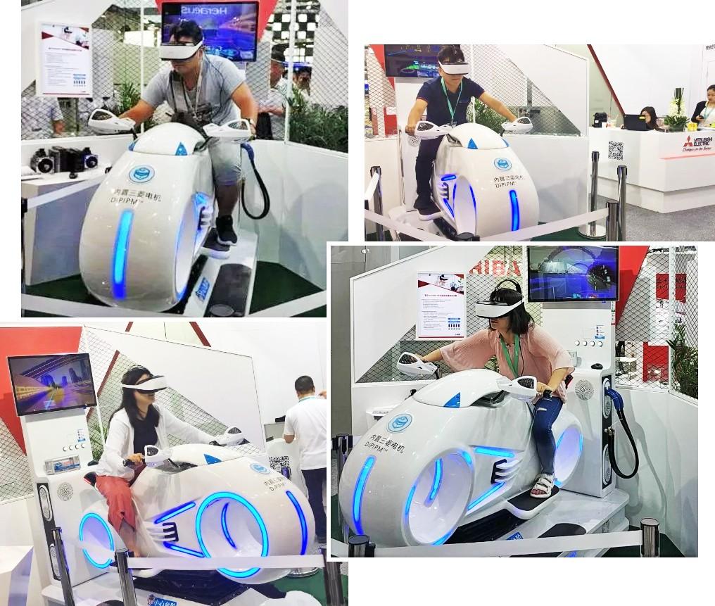 迈信VR博览现场2