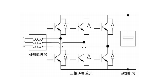 图 10 主动整流单元的拓扑结构.png
