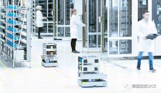 国内工厂的大规模生产已经处于高度自动化