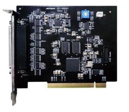 众为兴ADT-8969G1运动控制卡