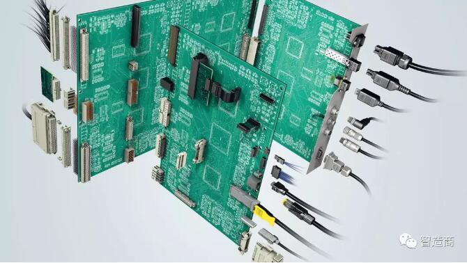 連接器按照結構分類