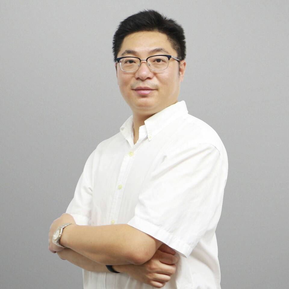 深圳市超准视觉科技有限公司CEO陈珉