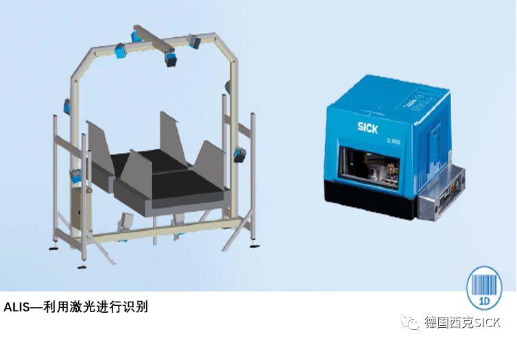 激光条码扫描器