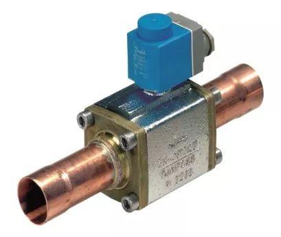 新一代EVR電磁閥---低GWP制冷空調解決方案解決方案又添新成員