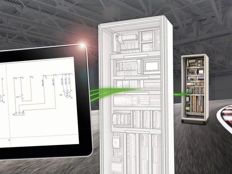 無處不在 | Smart Data-萬可數字化解決方案,控制柜制造的新思路