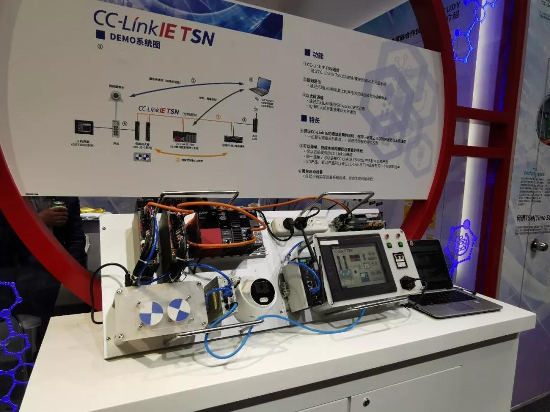CC-Link IE TSN 网络通讯DEMO样机.jpg