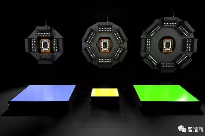 機器視覺集成系統