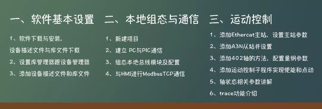 超實用!CTH300-C系列PLC編程平臺教程