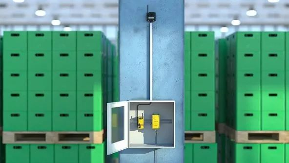 案例应用   储藏室的状态监测