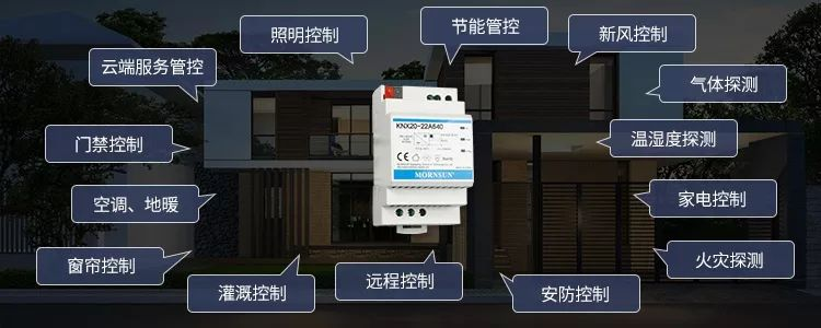 智能家居與建筑自動化專用KNX總線電源