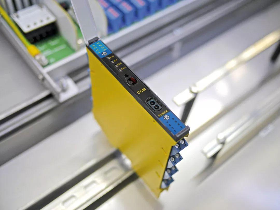 圖爾克產品推介 | IMX12-AI 模擬量輸入隔離柵