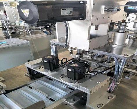 易能ESS200P伺服系统助力全自动口罩机应用