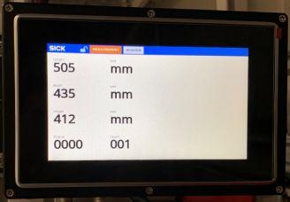 ICR890-4.0 +VMS5200全新条码采集系统