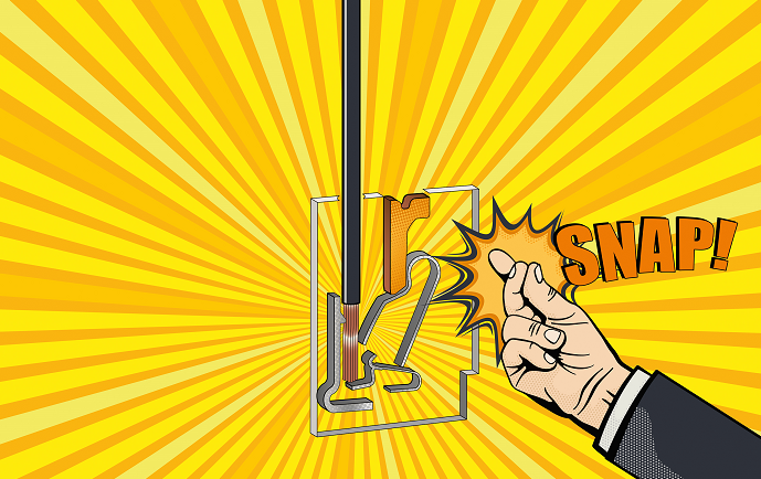 魏德米勒新型弹片式鼠笼机构接线解决方案