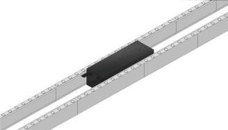 线马DF系列双边磁铁型直线电机