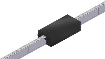 线马DB系列中间磁铁型直线电机