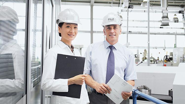皮尔磁:现场电柜安装规范及要求