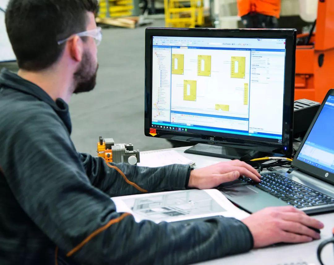 案例分享 | 倍福 PC 控制简化大型航空航天部件检测工作