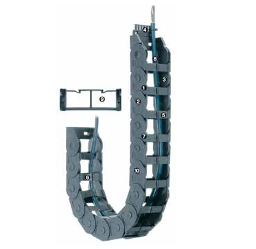 易格斯 E26系列 - 链, 从外径装填