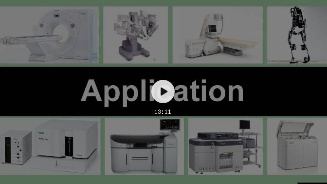 鸣志Technosoft产品在医疗自动化行业的应用