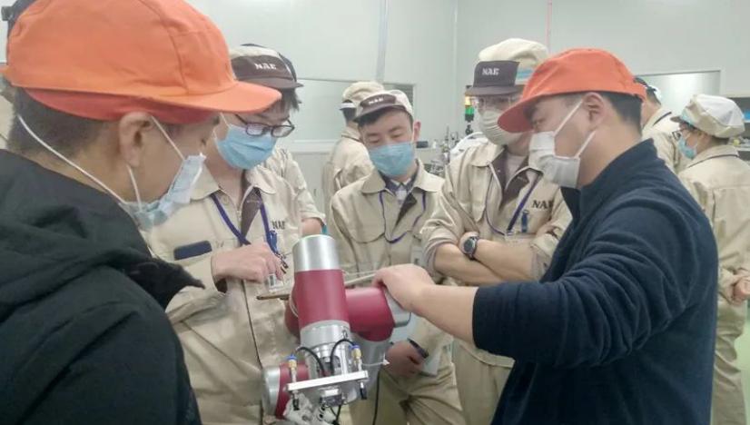 雙機協調應用丨小助協作機器人的無限可能