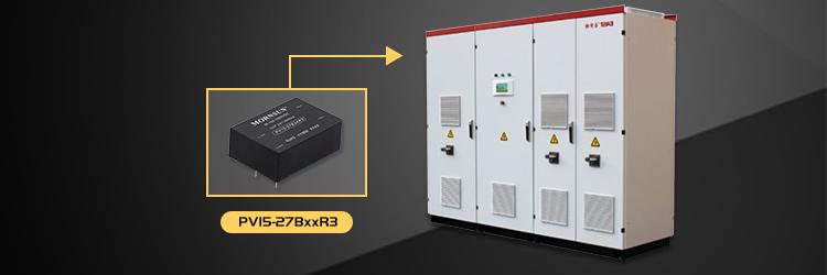 金升陽 100-1000VDC超寬電壓輸入DC/DC電源模塊