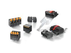 魏德米勒PCB接线端子和接插件 ——为您的设备设计提供高性能组件和独有的设计服务