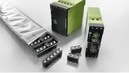 魏德米勒PCB接线端子成就Tele Haase继电器紧凑之美