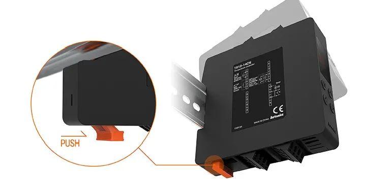 新品上市 | 单显型PID温度控制器TR1D系列
