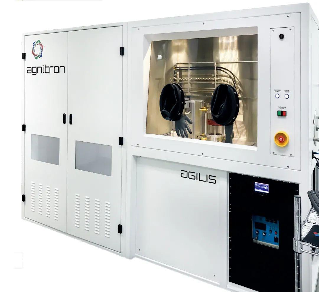 柔性 MOCVD 系统采用基于 PC 的控制技术打造模块化设备