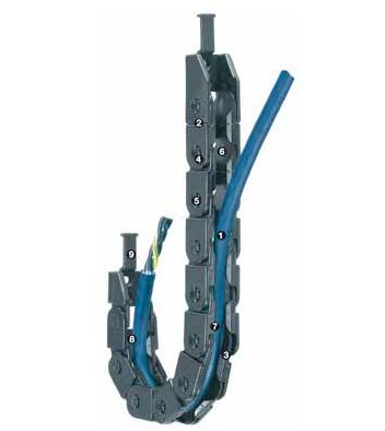 E06系列 - 链, 从外径装填