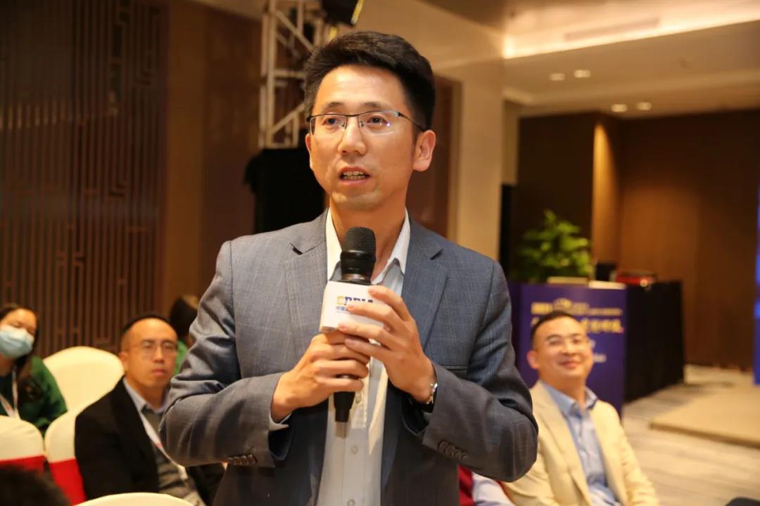 中国直驱产业联盟理事单位 上海奥茵绅总经理耿新红