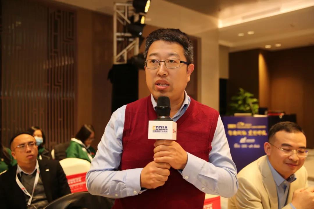 中国直驱产业联盟理事单位 德玛特总经理史本岩