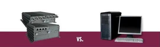 不同類型的嵌入式PC