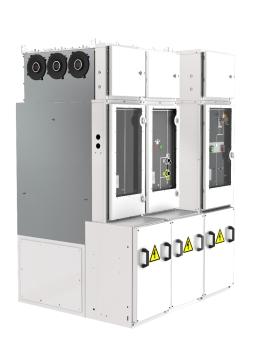 施耐德电气新一代 FLUSARC 40.5kV户内气体绝缘环网柜