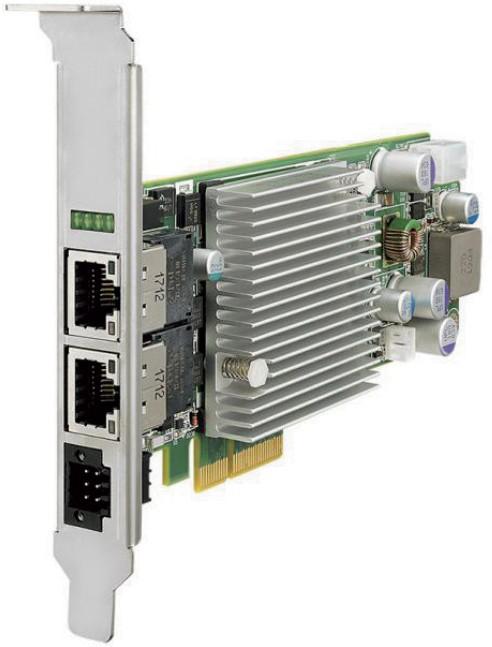 10GigE 万兆视觉图像采集卡PCIE-1181/PCIE-1182