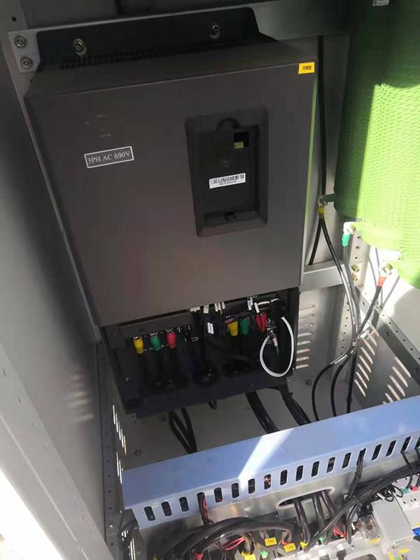 易能EN600-7T系列变频器