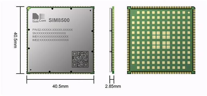 SIM8500智能模块