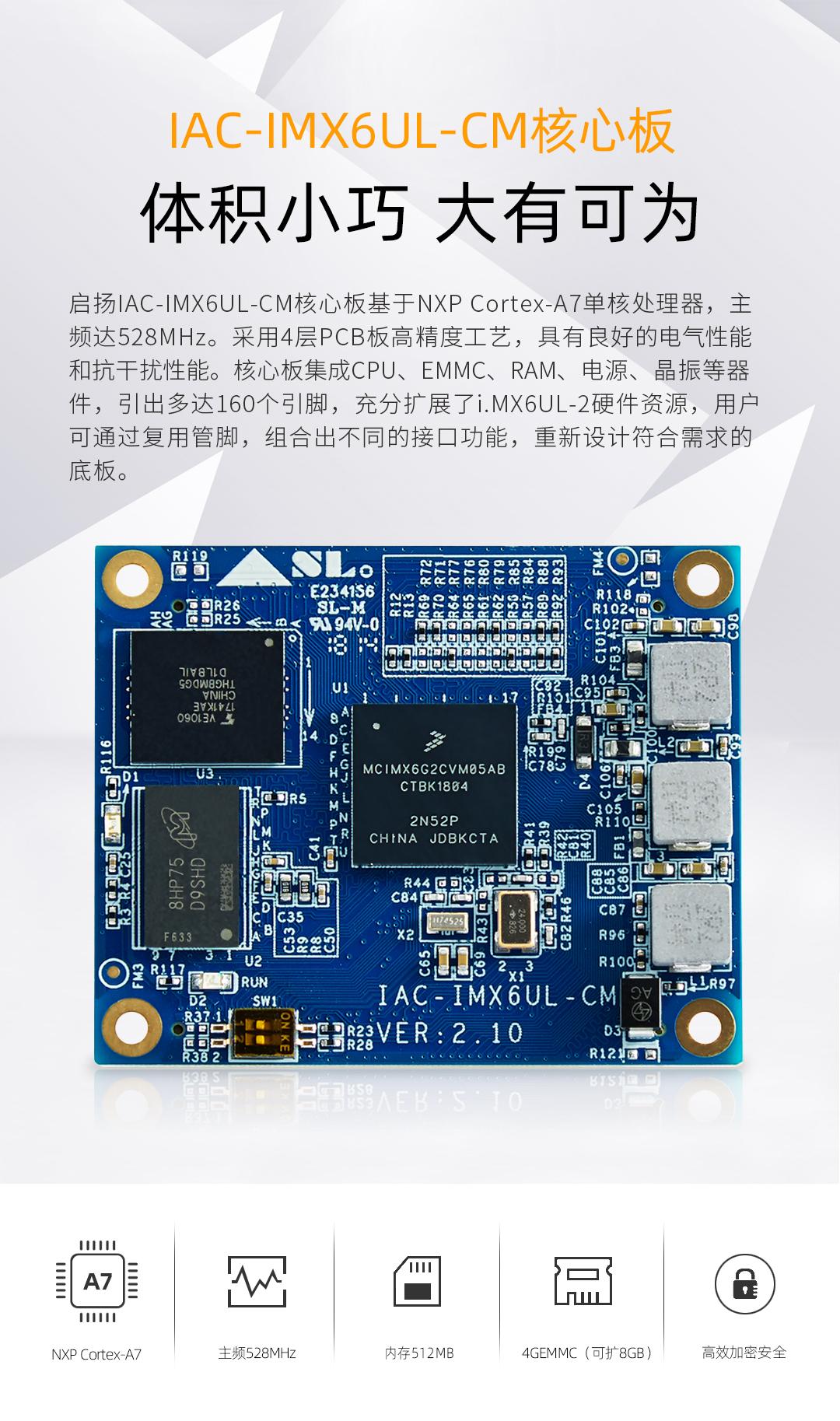 启扬i.MX6UL核心板.jpg