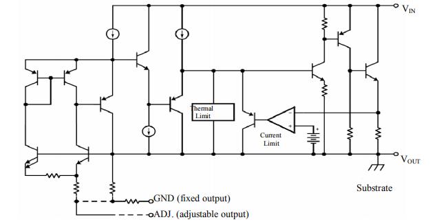 ams1117-3.3v应用电路图.png